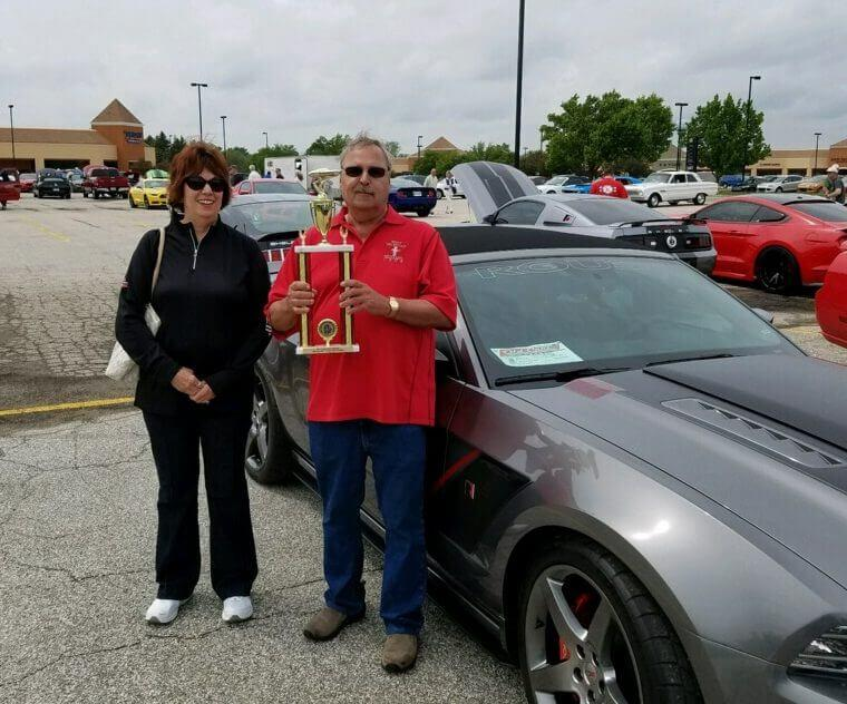 Award Winning Mustang from Exit5 Auto